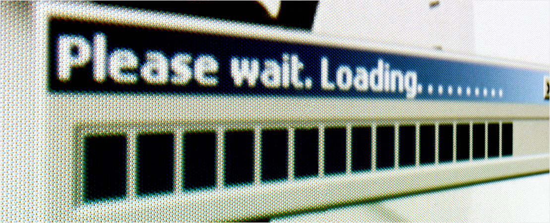 Poor Loading Times Affect Your Bottom Line