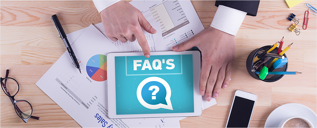 Make Sure your FAQs Are Up To Date